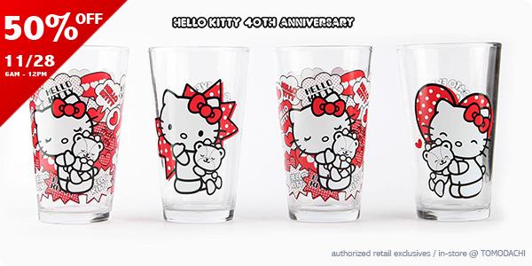 Hello Kitty 40th