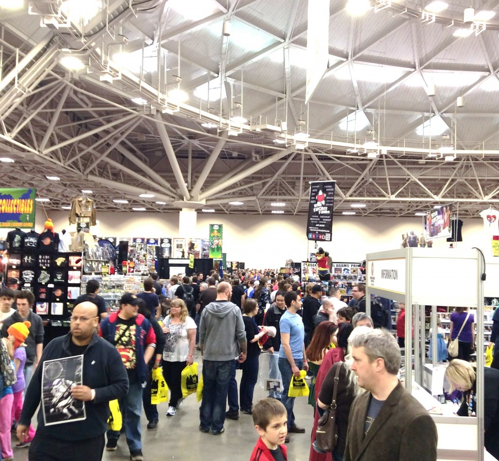 May The 4th Be With You Minneapolis: Minneapolis Comic Con 2014 Retrospective « Tomodachi